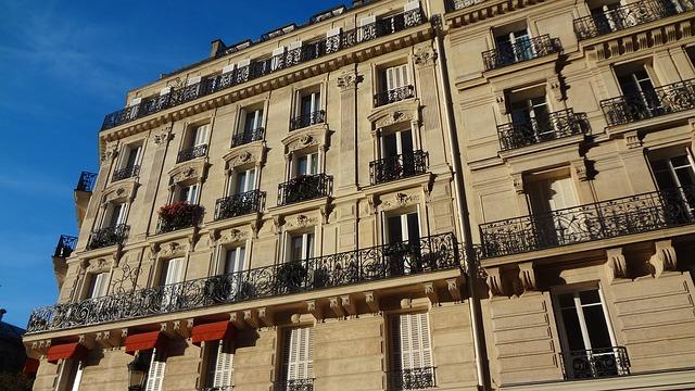 フランスの住宅