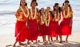 ハワイフラダンス