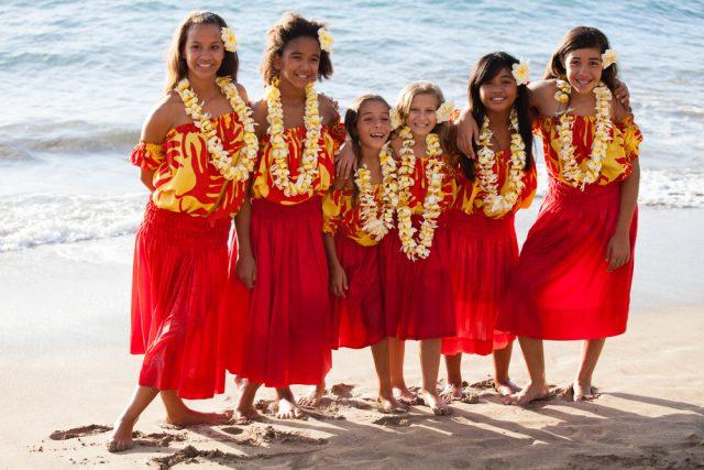ハワイでフラダンス留学