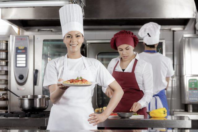 イタリアで料理留学