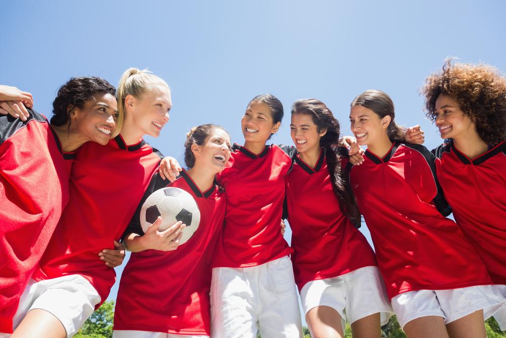 スポーツ留学でサッカー体験
