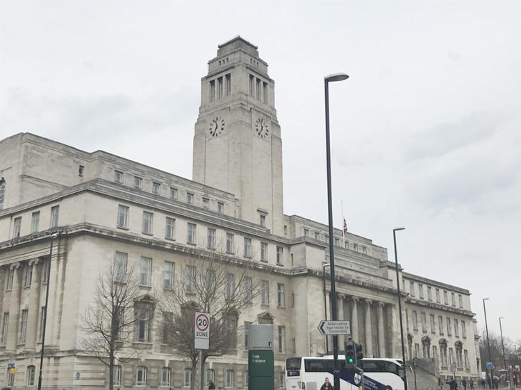 イギリス リーズ大学