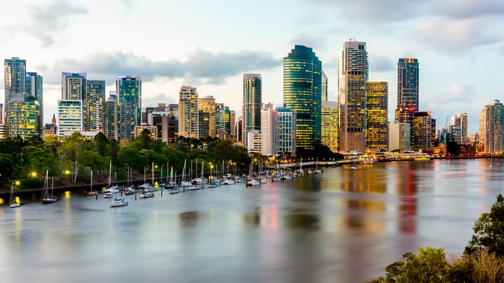 オーストラリア ブリスベン