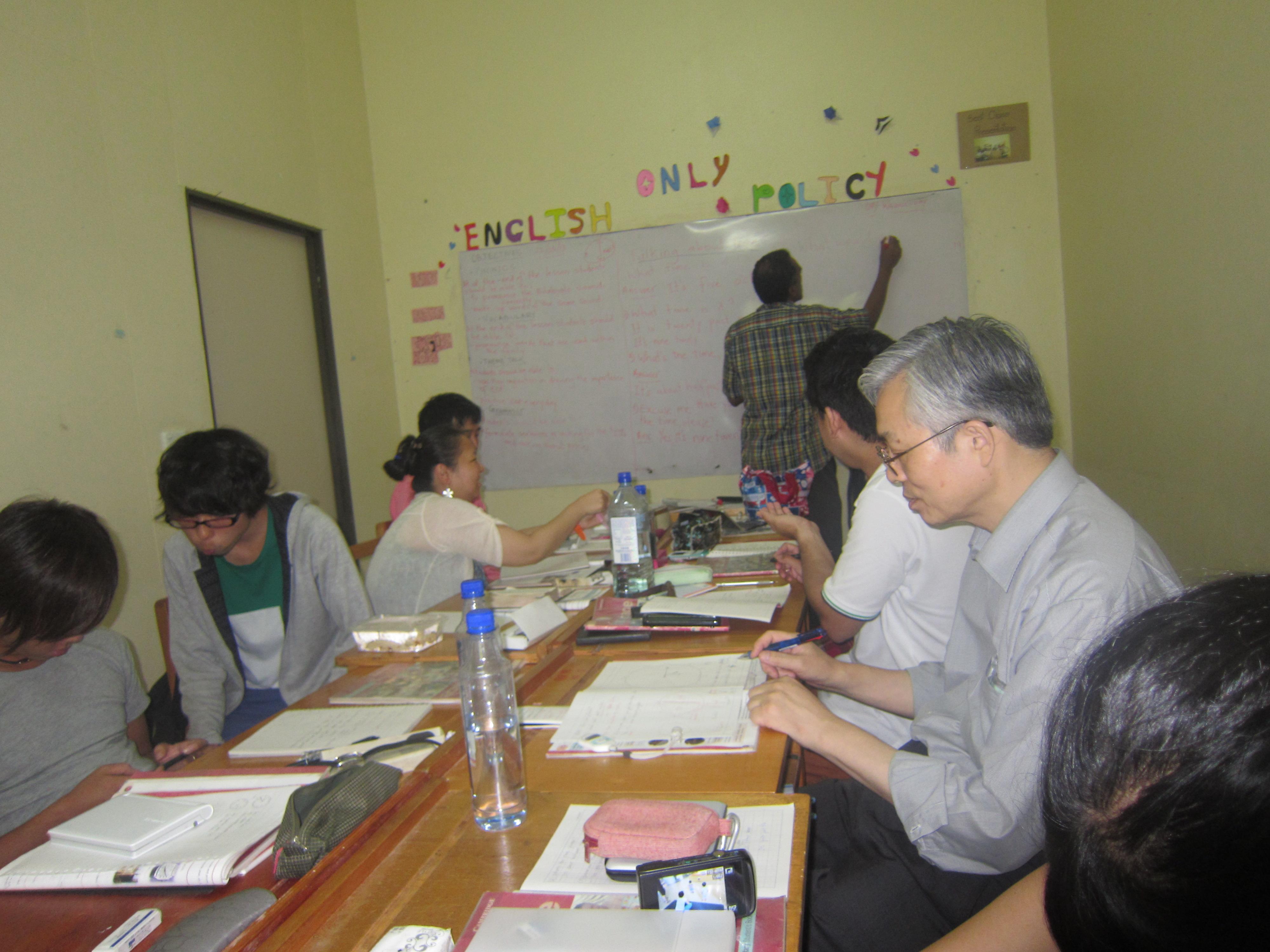 【フィジーで短期語学留学】気になる語学学校の授業