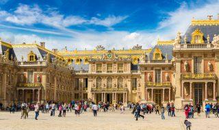 フランス ヴェルサイユ宮殿