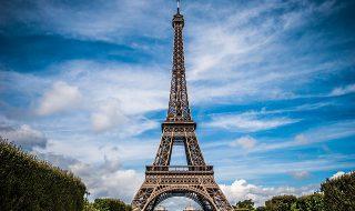 フランス エッフェル塔