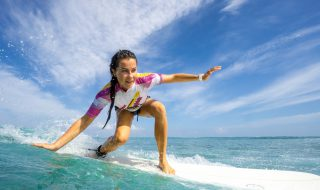 ハワイでサーフィン留学