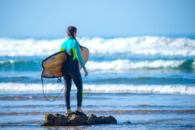 ハワイでのサーフィン留学費用