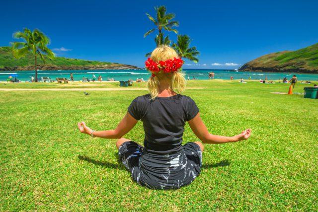 ハワイのヨガ留学プログラム