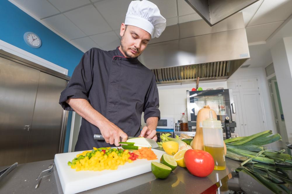スペイン料理シェフ