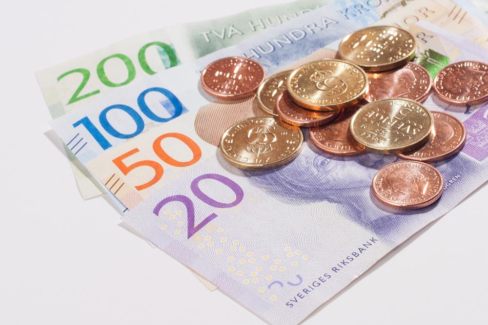 スウェーデンのお金