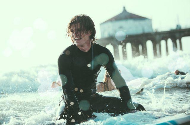 サーファー 男性
