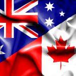オーストラリアとカナダ