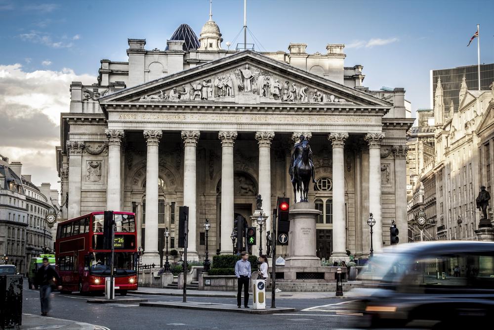 イギリスの銀行
