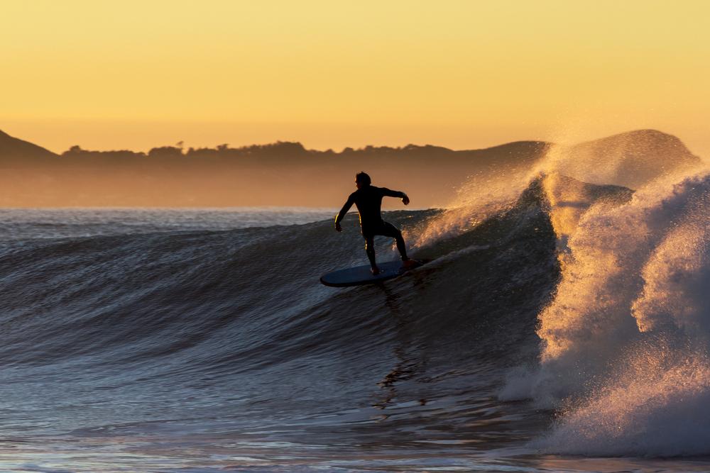 ニュージーランドでサーフィン留学