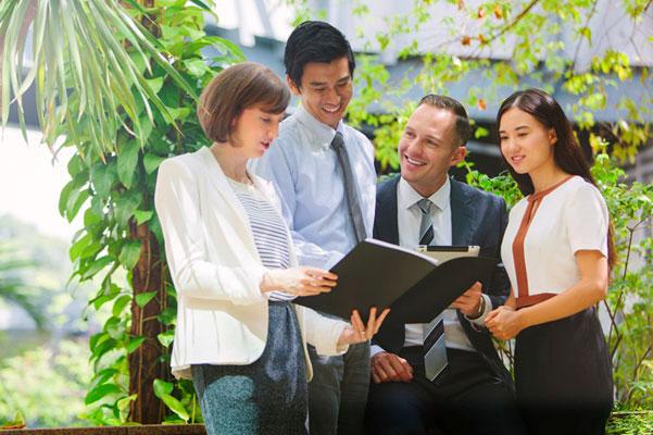 アメリカでビジネス英語を学ぶ