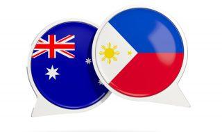 オーストラリアとフィリピン