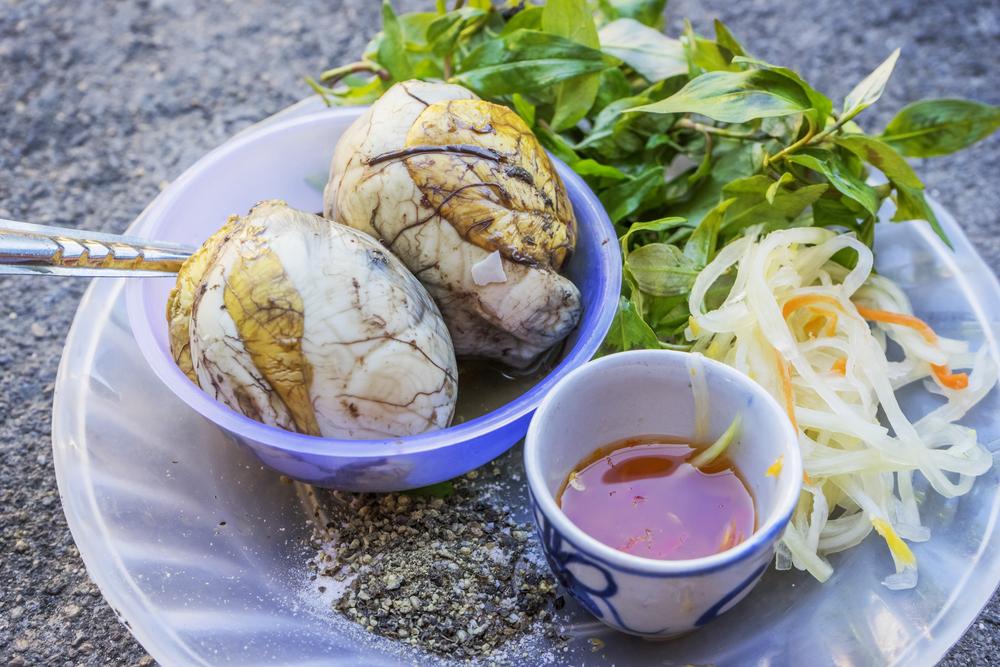 フィリピン料理 バロット Balut