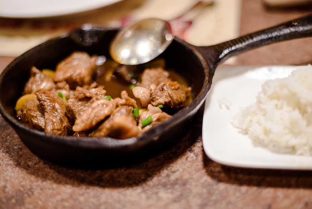 フィリピン料理 アドボ Adobo