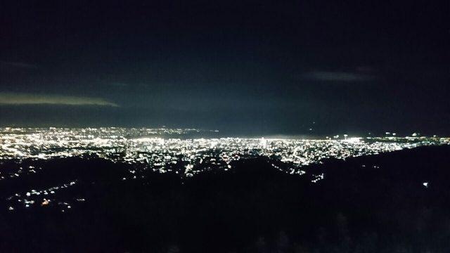 セブの夜景