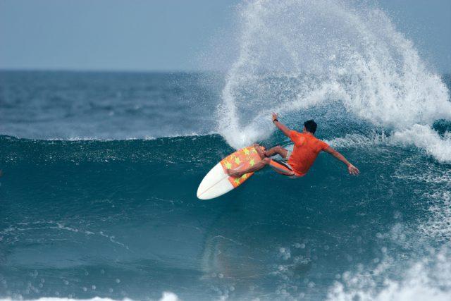 オーストラリアでサーフィンのお稽古留学