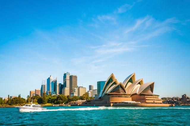 オーストラリアでお稽古留学