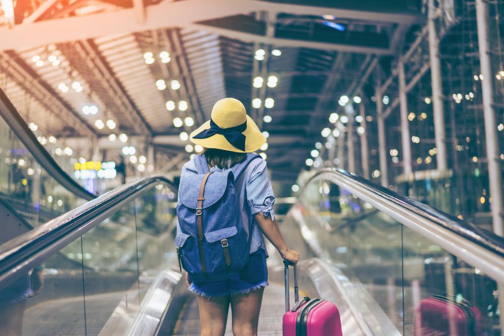留学の荷物