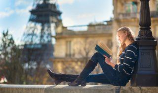 フランス留学