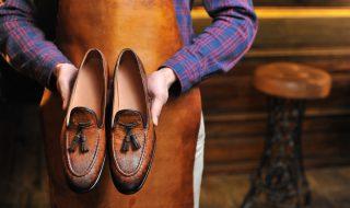 イタリアで靴制作留学