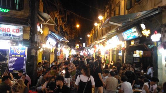ベトナム 旧市街エリア