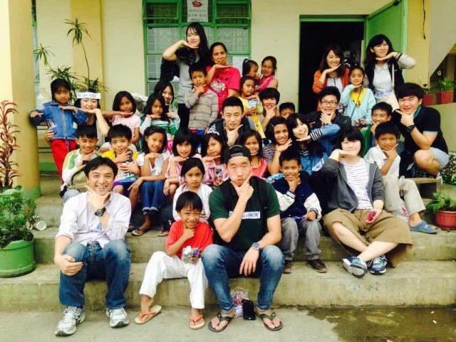 フィリピンでボランティア留学