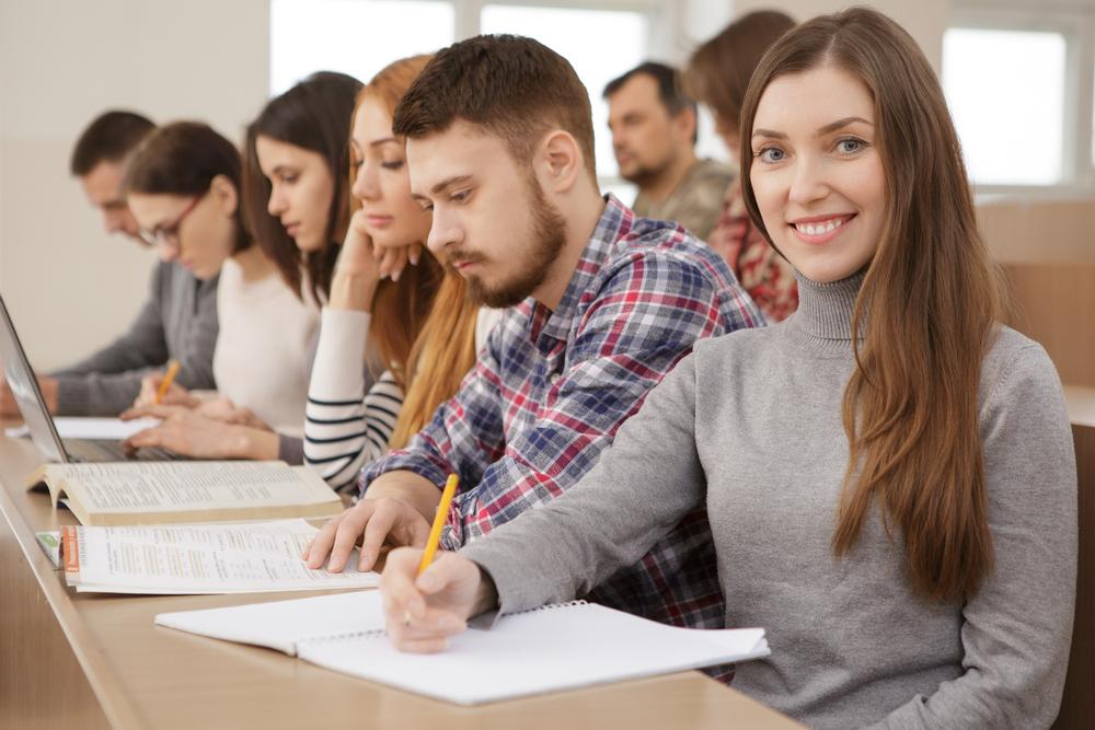大学の試験