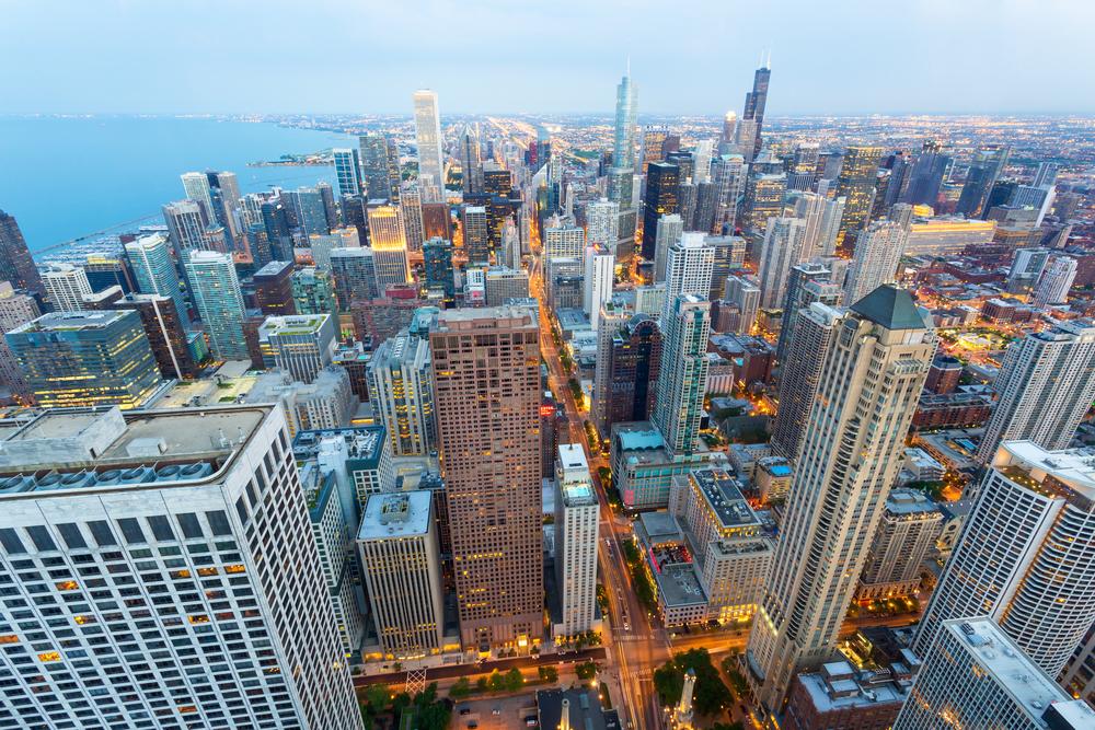 アメリカ シカゴ