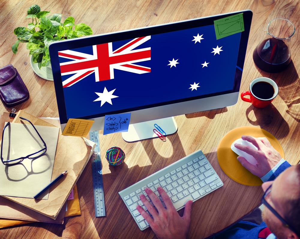 オーストラリア パソコン