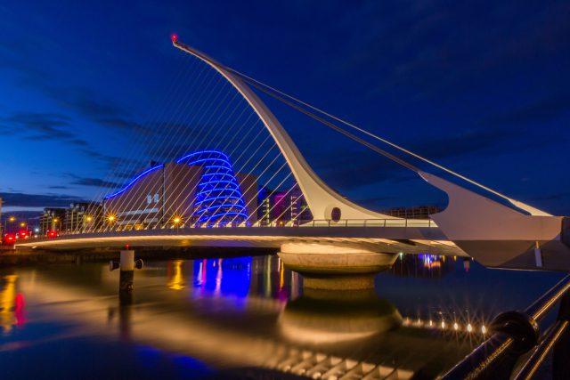 アイルランド ダブリン