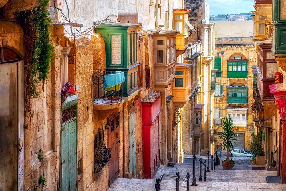 【マルタ語学留学】ヨーロッパで人気のリゾートで語学試験対策!