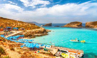 マルタのビーチ