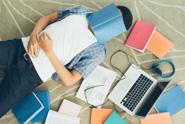 海外大学進学準備