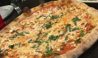 アメリカ留学中のピザ