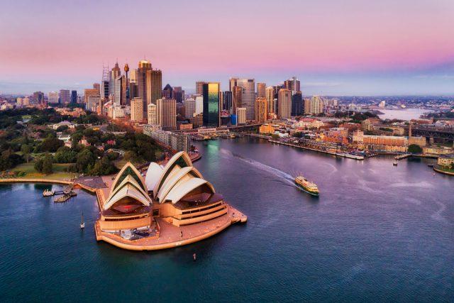オーストラリア シドニーで海外インターンシップ