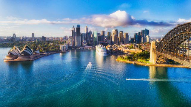 オーストラリアで2週間の短期語学留学できる都市
