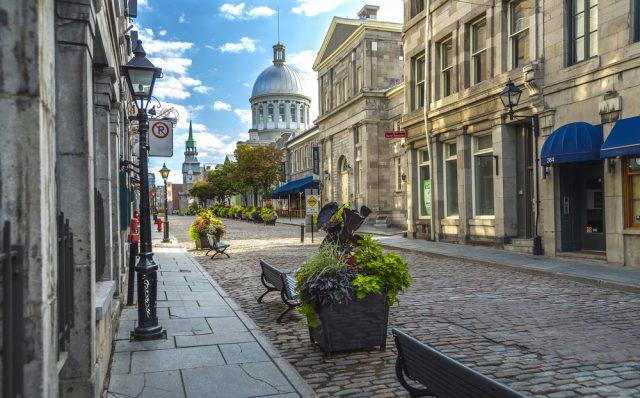 モントリオールでオーペア留学