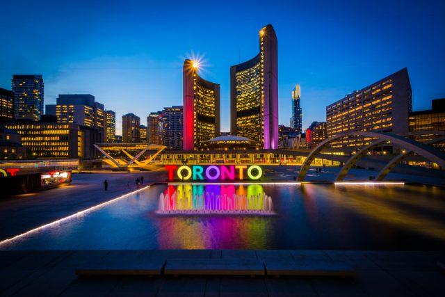 カナダ2週間の短期語学留学できる都市