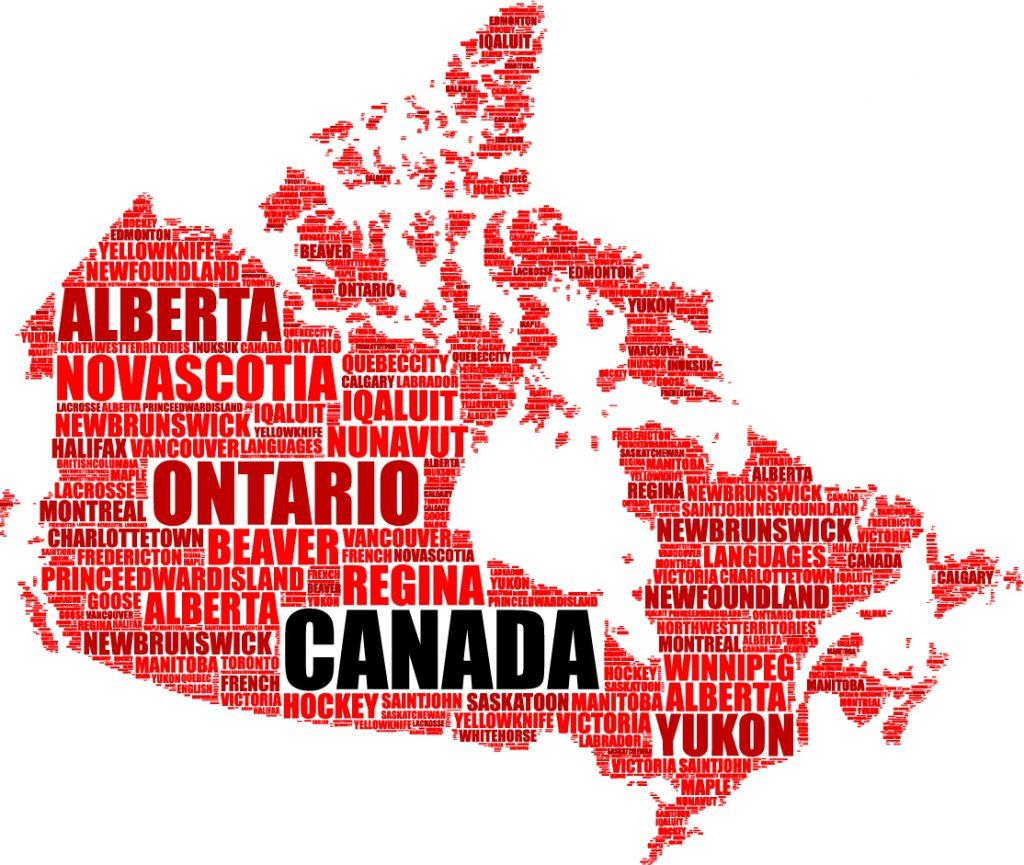 カナダの都市