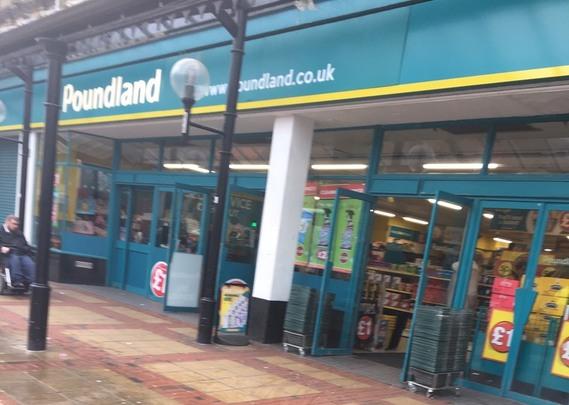 イギリスのお店Pondland