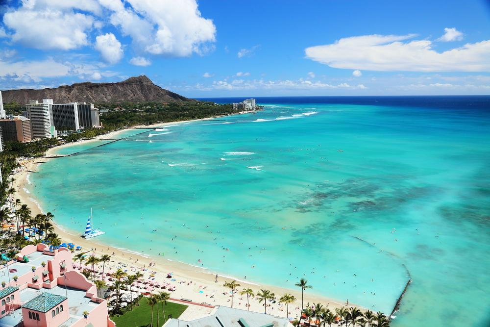 ハワイ2週間短期語学留学の費用