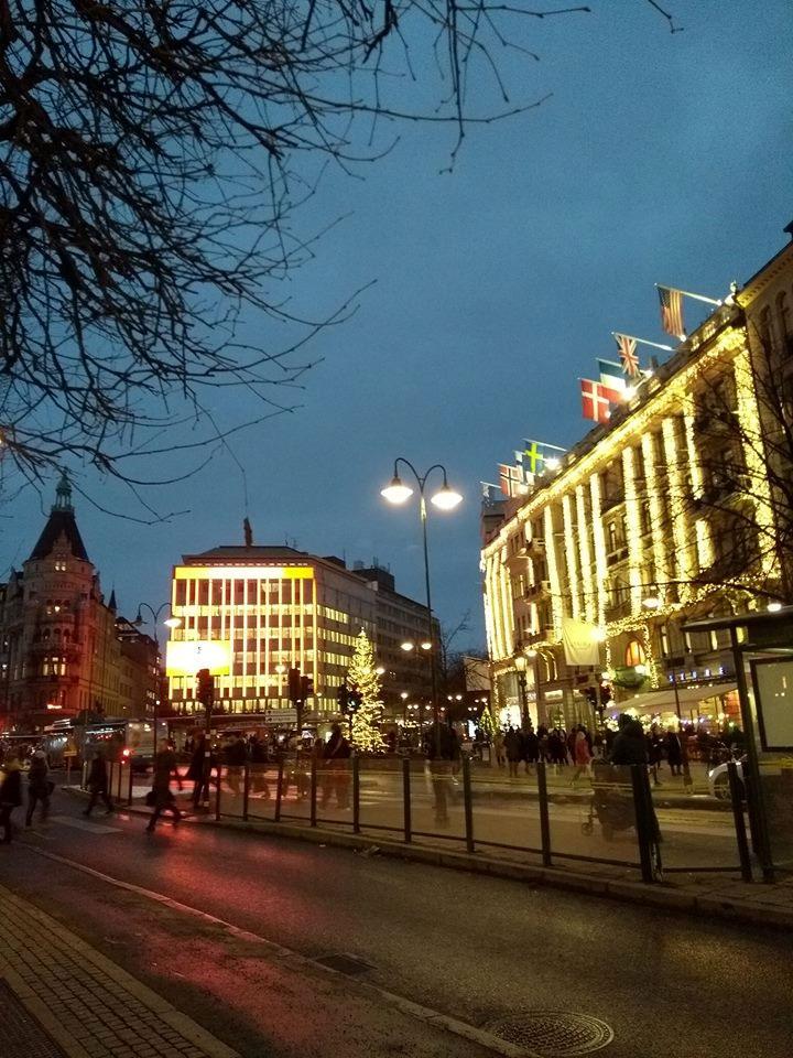 スウェーデンのクリスマス