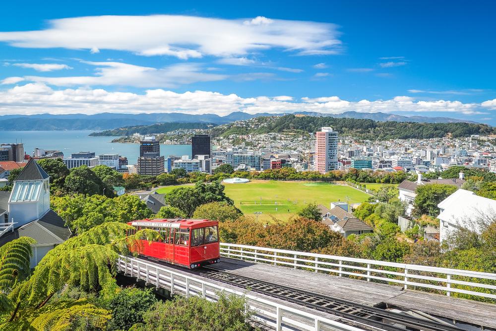 ニュージーランド2週間の短期語学留学費用