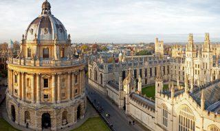 イギリス オックスフォード