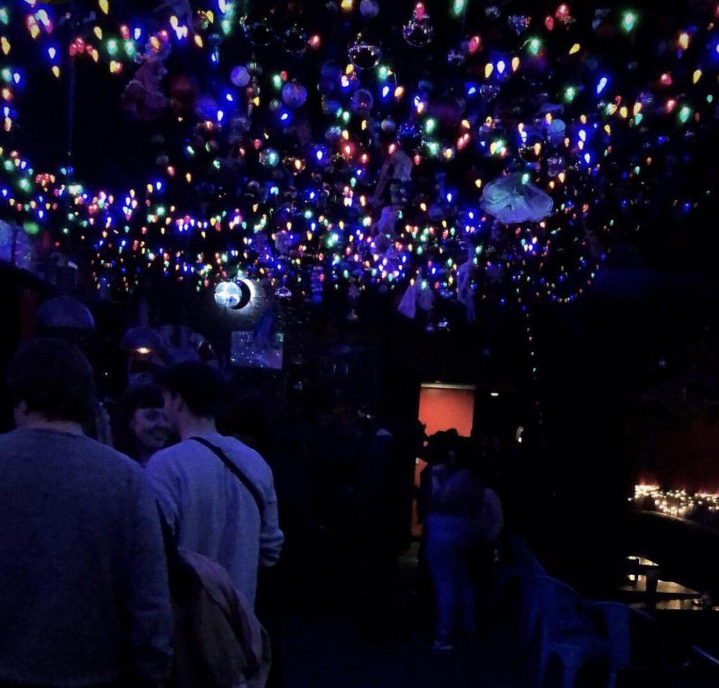 ニューヨークのバーThe SKINnY Bar